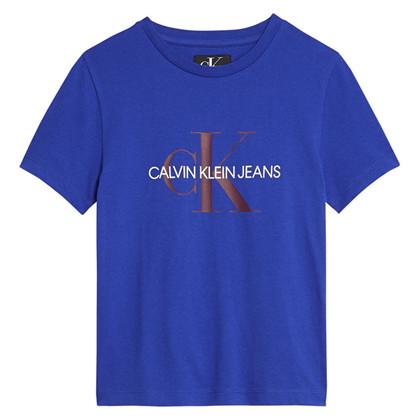 IB0IB00276 Calvin Klein T-shirt COBOLT