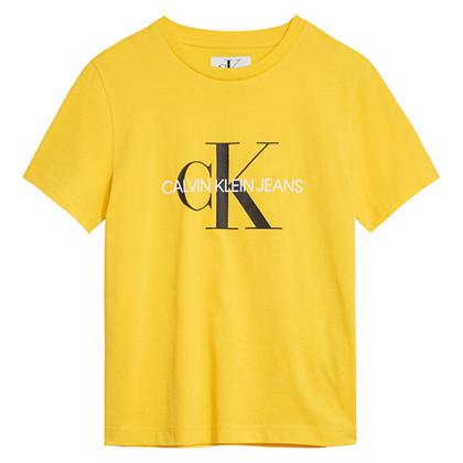 IB0IB00276 Calvin Klein T-shirt GUL