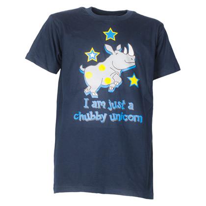 MSeventy2 Unicorn T-shirt MARINE