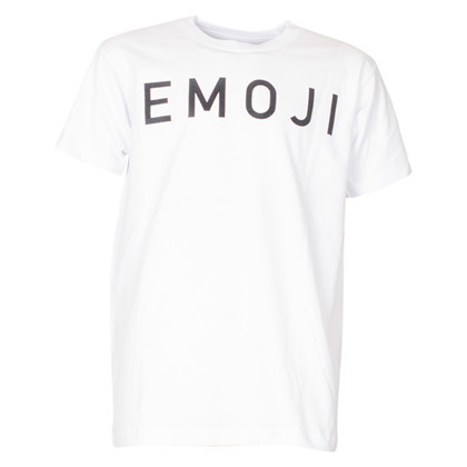 MSeventy2 Emoji T-shirt HVID