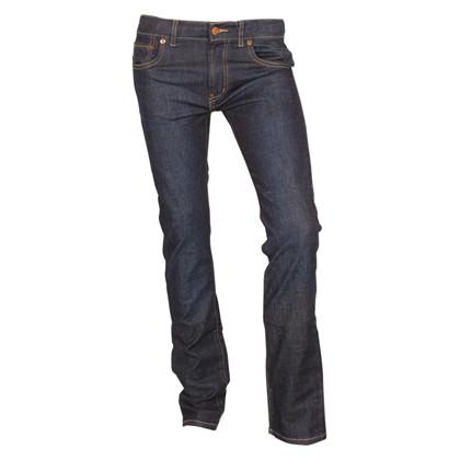 NM22237 Levis 510 skinny jeans BLÅ