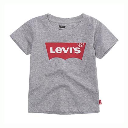 9E8157-023 Levis Logo T-shirt GRÅ