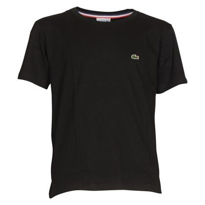 TJ1442 Lacoste T-shirt SORT