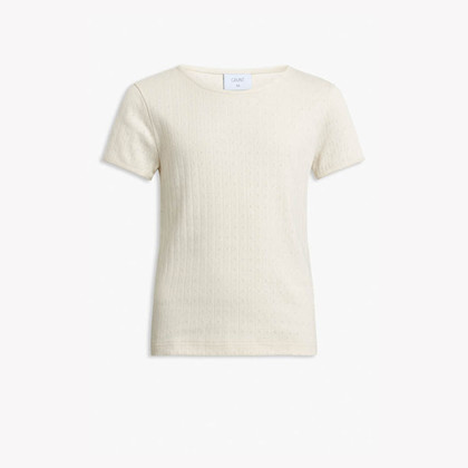 2023-156 Grunt Mona Solid T-shirt Off white