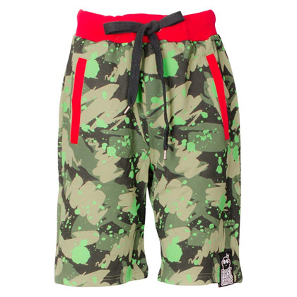 FirstGrade Monkey God Sweat Shorts ARMY