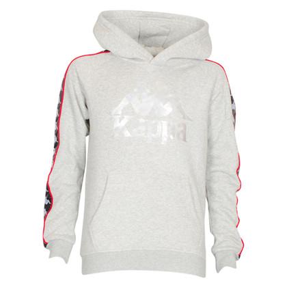303WH20 Kappa Sweatshirt GRÅ