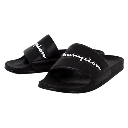 S10970 Champion Slippers Badesandal SORT