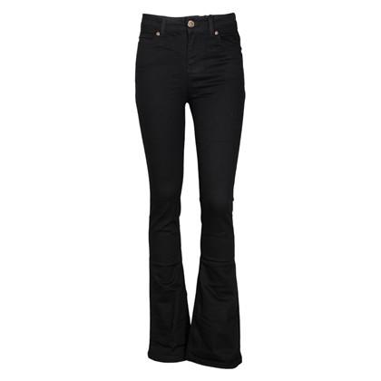 7990052 Hound Bootcut Jeans SORT