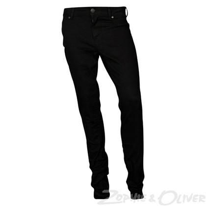 12340 Costbart Perry højtaljet jeans SORT