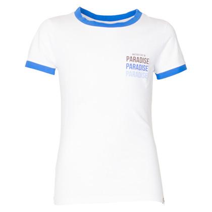 14216 Costbart Fonda T-shirt HVID