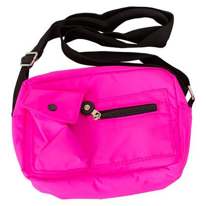 BG130 Højtryk Nylon Bags PINK