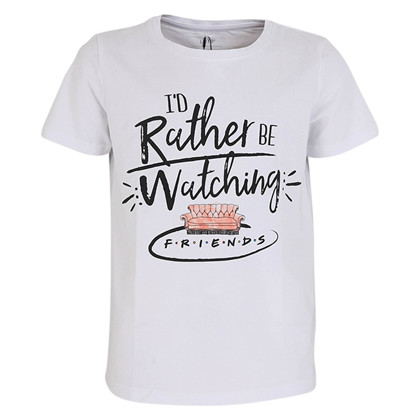 13181398 LMTD Friends T-shirt  HVID