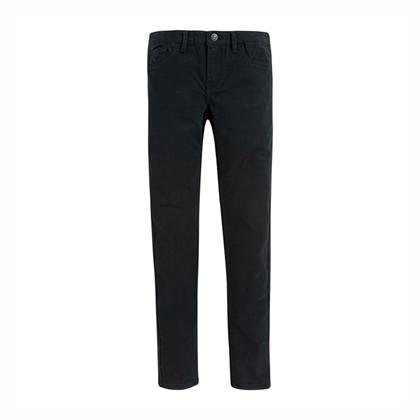 3E2702 Levis 710 Skinny Jeans SORT