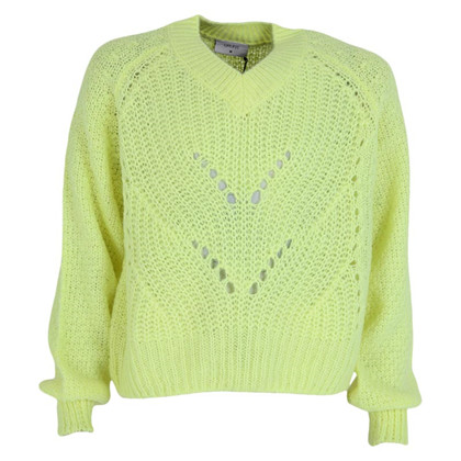2013-103 Grunt Hedvig Knit GUL