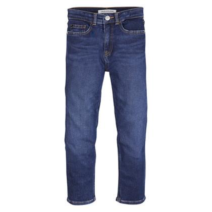 IG0IG00235Calvin Klein Ankel Jeans BLÅ