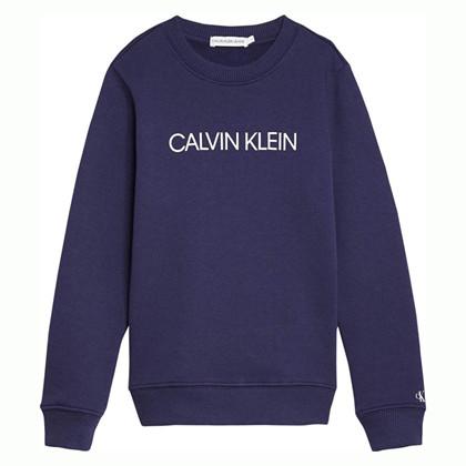 IU0IU00040 Calvin Klein Sweatshirt MARINE