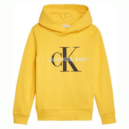 IU0IU00073 Calvin Klein Hoodie  GUL