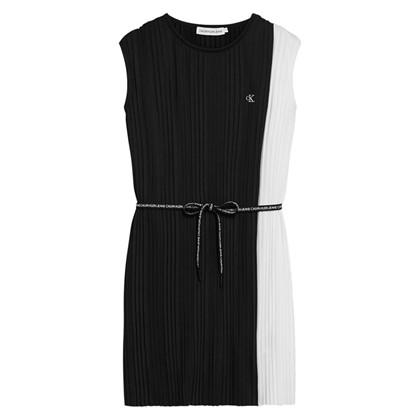 IG0IG00533 Calvin Klein Kjole SORT