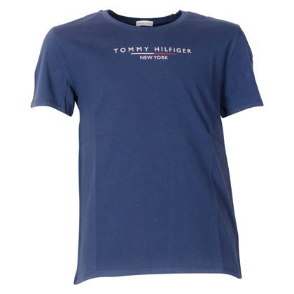 KG0KG04466 Tommy Hilfiger T-shirt MARINE
