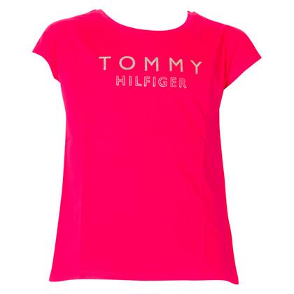 KG0KG04713 Tommy Hilfiger T-shirt PINK