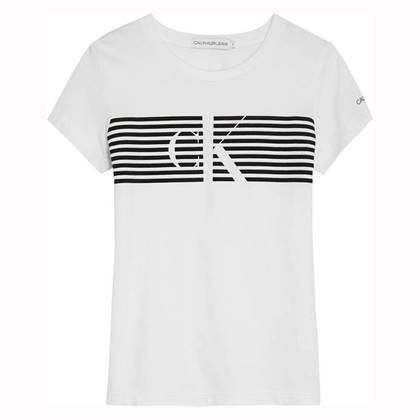 IG0IG00569 Calvin Klein T-shirt  HVID