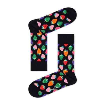 SWT01 Happy Socks Strawberry Sock SORT