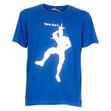 Take the L T-shirt BLÅ