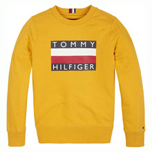 KB0KB05474 Tommy Hilfiger Sweat GUL