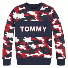 KB0KB05480 Tommy Hilfiger Sweat MØNSTRET
