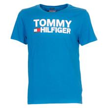 KB0KB04078 Tommy Hilfiger T-shirt BLÅ
