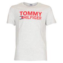 KB0KB04078 Tommy Hilfiger T-shirt GRÅ