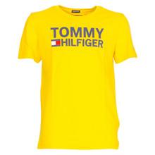 KB0KB04078 Tommy Hilfiger T-shirt GUL