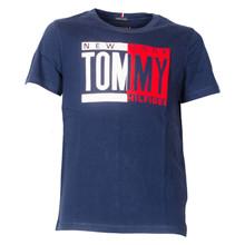 KB0KB04994 Tommy Hilfiger T-shirt MARINE