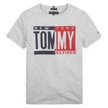 KB0KB04994 Tommy Hilfiger T-shirt GRÅ