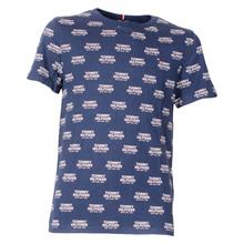 KB0KB04995 Tommy Hilfiger T-shirt MARINE