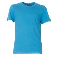 KB0KB05013 Tommy Hilfiger T-shirt BLÅ