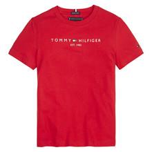KB0KB05122 Tommy Hilfiger T-shirt RØD
