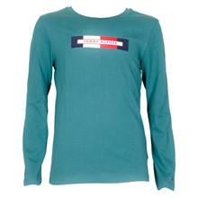 KB0KB05125 Tommy Hilfiger T-shirt TURKIS