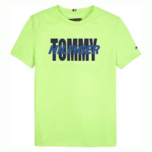KB0KB05396 Tommy Hilfiger T-shirt  GRØN