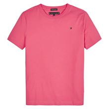 KB0KB05680 Tommy Hilfiger T-shirt  RØD