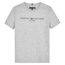 KB0KB05627 Tommy Hilfiger T-shirt  GRÅ