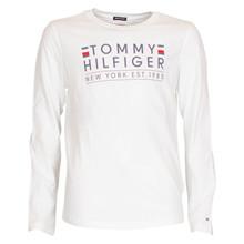 KB0KB04277 Tommy Hilfiger T-shirt L HVID