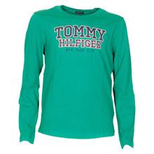 KB0KB04279 Tommy Hilfiger T-shirt L GRØN