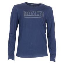 KB0KB04536 Tommy Hilfiger T-shirt L MARINE