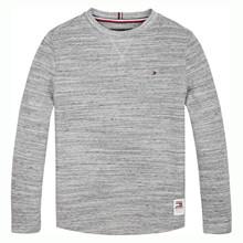 KB0KB05436 Tommy Hilfiger T-shirt  GRÅ