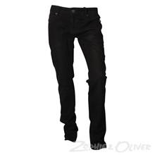 2990035 Hound Straight Jeans SORT