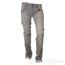 2170721 Hound Pipe Jog Denim jeans GRÅ