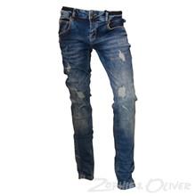 2170824 Hound Pipe Jeans BLÅ
