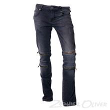 2170823 Hound Straight Jeans KOKSGRÅ