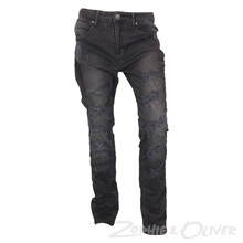 2171023 Hound ANTI FIT jeans SORT